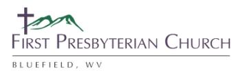 First Presbyterian Church – Bluefield, WV